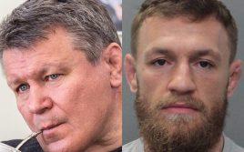 Олег Тактаров поддержал Конора Макгрегора в недавнем инциденте!