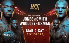Результаты взвешивания UFC 235: Джон Джонс — Энтони Смит
