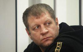 Александр Емельяненко грубо высказался в адрес Сергея Харитонова!