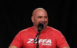 Дана Уайт назвал главного претендента на титул UFC в полусреднем весе