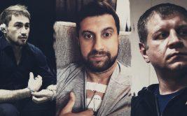 """Али Багаутинов - Амирану Сардарову: """"Тебя то я точно вырублю!"""" Обращение Александра Емельяненко"""