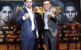 Дэнни Гарсия высказался о бое «Спенс — Гарсия»
