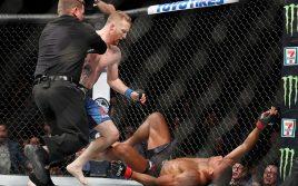 Джастин Гейджи — Эдсон Барбоза: Факты, рекорды и бонусы турнира UFC