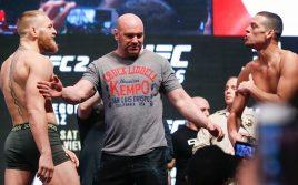 Конор Макгрегор готов драться с Нейтом Диасом вновь!