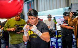Майки Гарсия планирует поставить крупную сумму на свою победу над Пакьяо