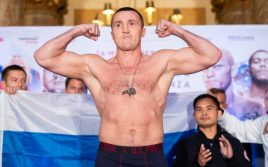 Денис Лебедев хочет встретиться с Лоуренсом Околи в России