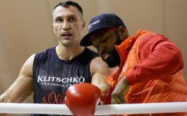 Бэнкс: Владимир Кличко не планирует возвращаться на ринг!