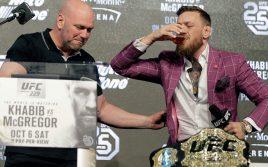 Конор МакГрегор и самые знаковые цитаты в UFC