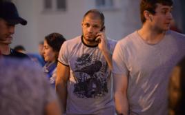 Иван Штырков и последствия разгона митингов в Екатеринбурге