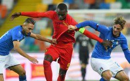 Испания U21 — Бельгия U21