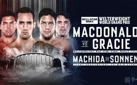 Результаты взвешивания Bellator 222: Макдональд — Грейси/ Мачида — Соннен
