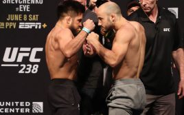 Генри Сехудо — Марлон Мораес, факты перед UFC 238