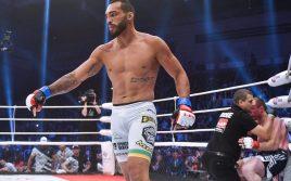 Бруно Сильва провалил тест на допинг перед дебютом в UFC!