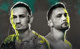 Где и когда смотреть онлайн UFC 240: Макс Холлоуэй - Фрэнки Эдгар, Царукян - Обин-Мерсье