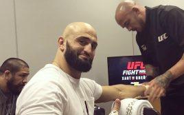 Адам Яндиев возвращается в UFC!