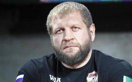 Александр Емельяненко ответил за бой с Харитоновым!