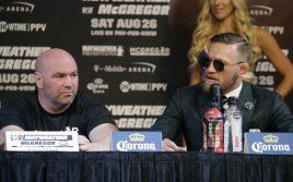 Дана Уайт: В UFC никогда не будет нового Конора Макгрегора