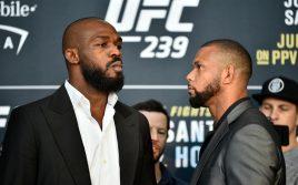 Превью: Джон Джонс — Тиаго Сантос, UFC 239