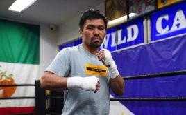 Боксер, побеждавший Мэнни Пакьяо, готов предоставить ему реванш