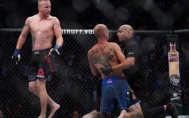 Джастин Гейджи — Доннальд Серроне, факты после UFC
