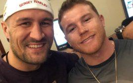 Дэнни Гарсия рассказал, что будет с Канело в бою с Ковалевым