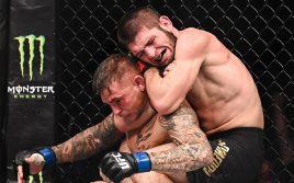 5 лучших сабмишнов сентября в ММА / UFC