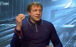 Александр Емельяненко ответил Шлеменко за употребление алкоголя