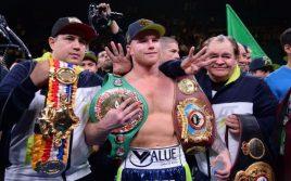 Абель Санчес пояснил, почему Сауль Альварес — лучший боксер мира