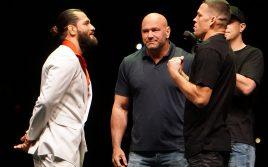 Нейт Диаз — Хорхе Масвидал, факты перед UFC 244