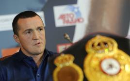 Денис Лебедев признался, почему не может завершить карьеру