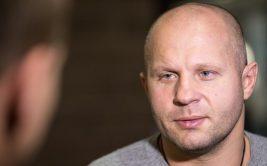 Федор Емельяненко рассказал о своих поездках в метро