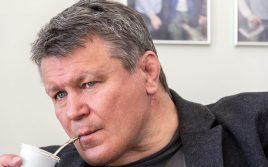 Олег Тактаров отреагировал на игру Сергея Бурунова