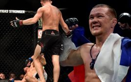 Безумные рекорды UFC 245 — Усман, Нуньес, Волкановски