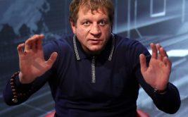 Александр Емельяненко пообещал сломать руку Чахкиеву