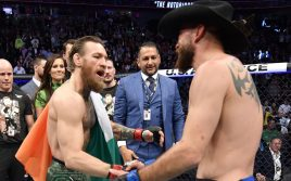 Конор МакГрегор и новые рекорды UFC