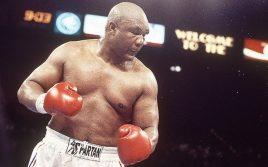 Джордж Форман рассказал о любимом современном боксере