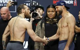 Результаты турнира UFC 246: Макгрегор — Серроне