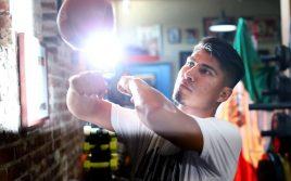 Майки Гарсия рассказал, почему не собирается уходить из полусреднего веса