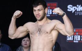 Стал известен следующий соперник Анатолия Токова