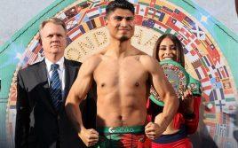 Майки Гарсия готов драться с Пакьяо или Кроуфордом