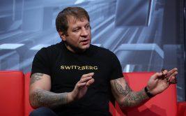 Александр Емельяненко рассказал о том, что не общается с Хабибом Нурмагомедовым