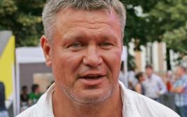 Олег Тактаров высказался про актера Владимира Епифанцева