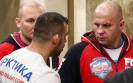 Федор Емельяненко рассказал, когда и где состоится его следующий бой