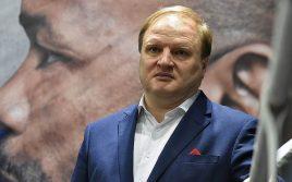 Владимир Хрюнов обратился к представителям UFC