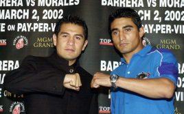 Баррера говорит об исходе гипотетического боя Эрика Моралеса и Хуана Маркеса
