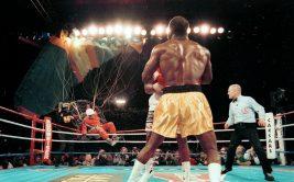 ТОП-5 необычных происшествий на боксерском ринге