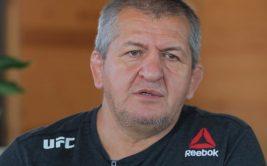В команде Хабиба рассказали новую информацию о состоянии Абдулманапа Нурмагомедова