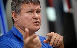 Олег Тактаров высказался в адрес Владимира Епифанцева!