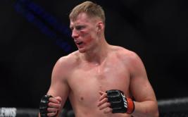 После поражения в Вегасе Волков лишился позиции в рейтинге UFC