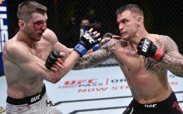 Результаты турнира UFC ON ESPN 12: Порье — Хукер